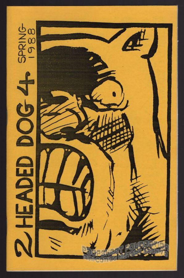 2 Headed Dog #04