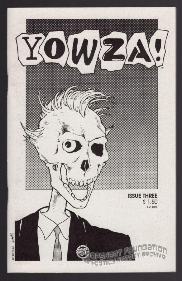Yowza! #3