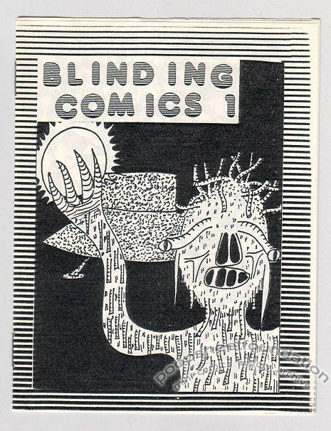 Blind ing Comics #1