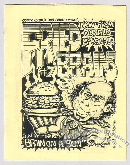 Fried Brains #07