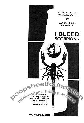 I Bleed Scorpions