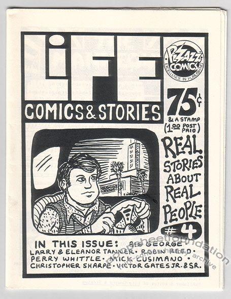 Life Comics & Stories #4