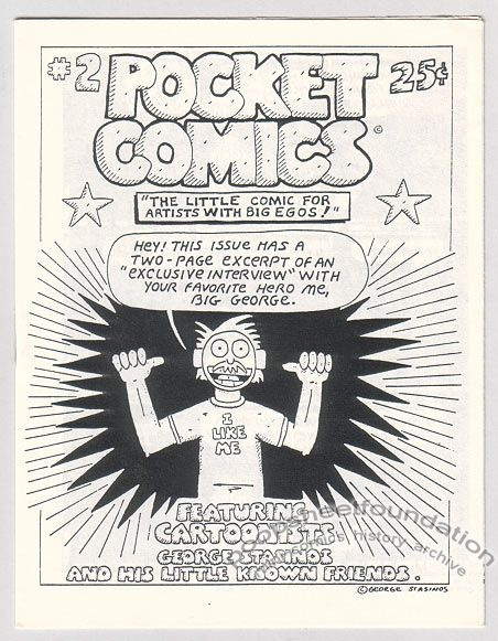 Pocket Comics #2