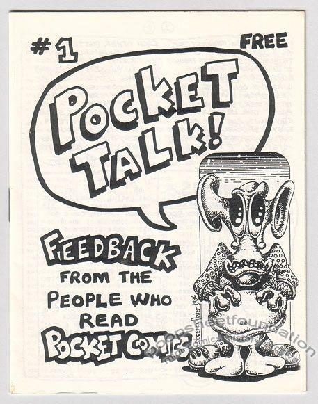 Pocket Talk #1