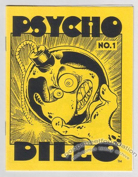Psycho Dillo #1