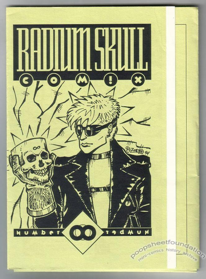 Radium Skull Comix #8