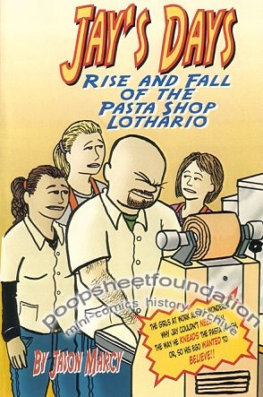 Jay's Days: Rise and Fall of the Pasta Shop Lothario