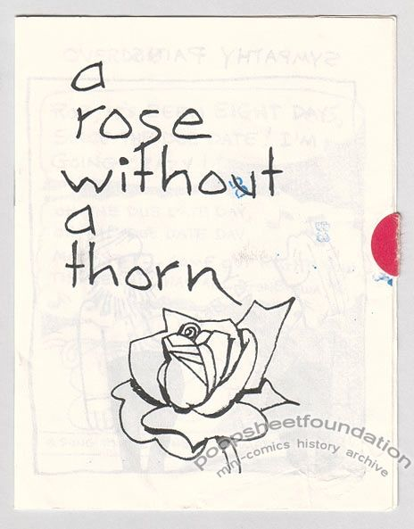 Rose Without a Thorn, A