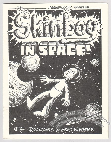 Skinboy in Space