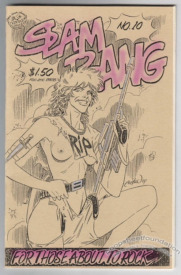 Slam Bang Vol. 1, #10