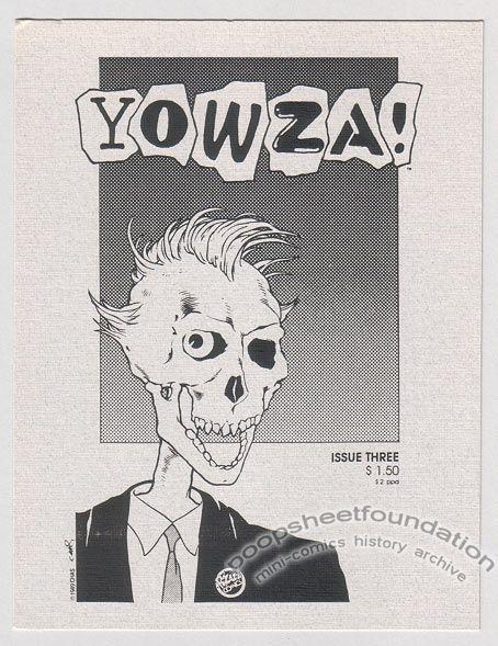 Yowza! Postcard Set