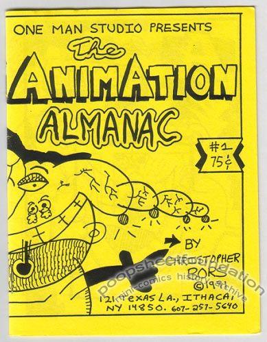 Animation Almanac, The #1