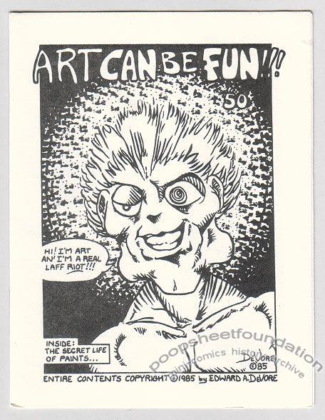 Art Can Be Fun!!!