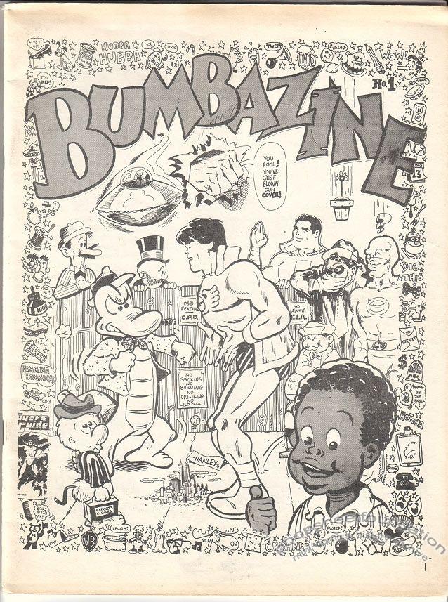 Bumbazine #1