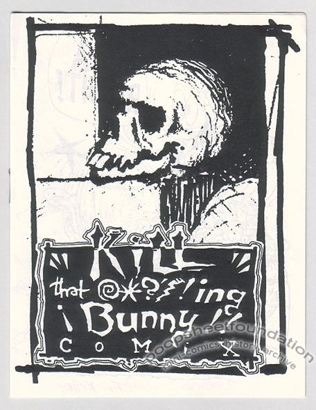 Kill that *****ing Bunny Comix