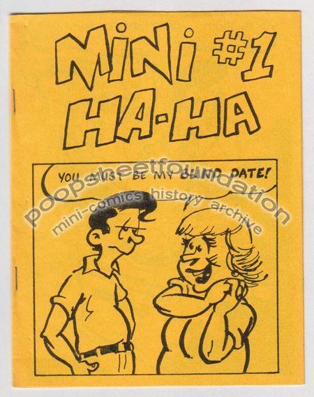 Mini Ha-Ha #1