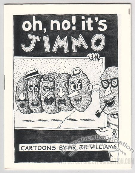 Oh, No! It's Jimmo