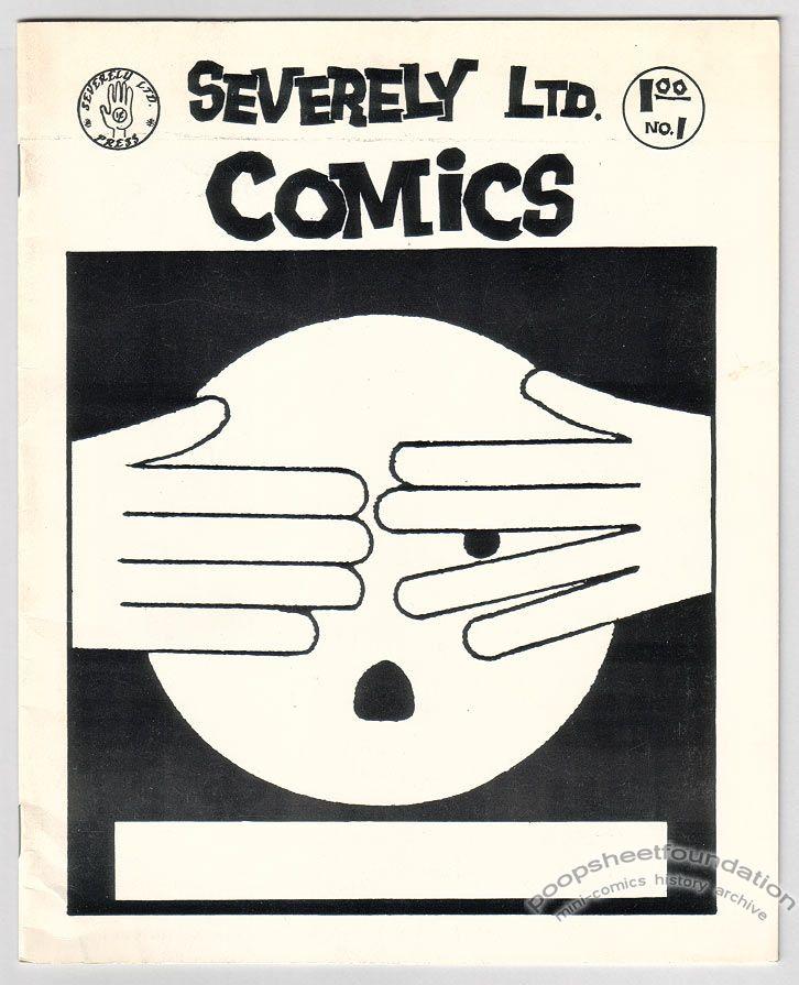 Severely Ltd. Comics #1