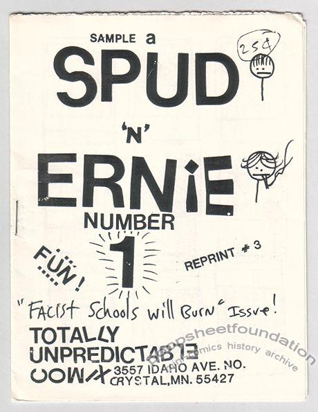 Spud 'n' Ernie #1