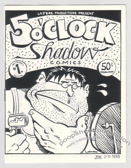 5 O'Clock Shadow #01