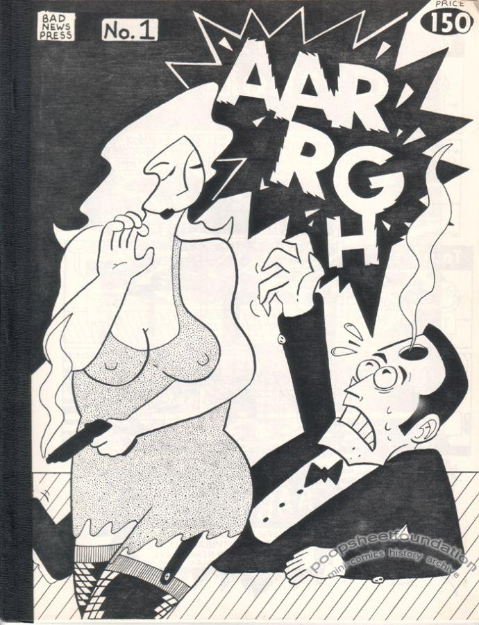 Aarrgh #1