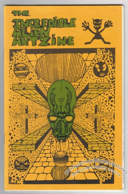 Alien Artzine, The #13?