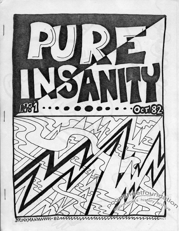Pure Insanity #01
