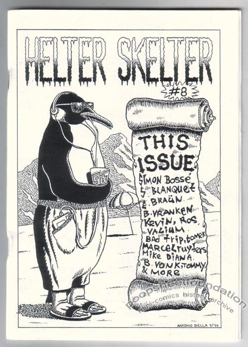 Helter Skelter #8