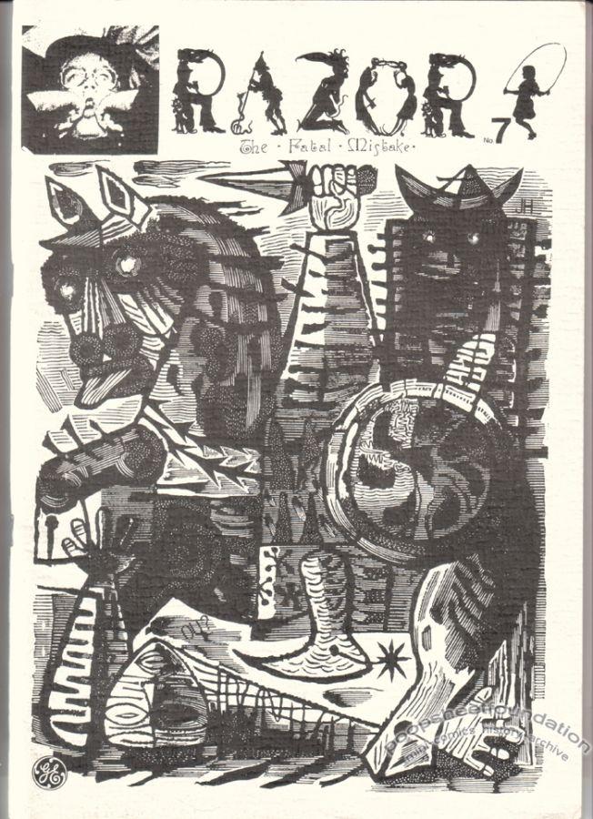 Razor #7