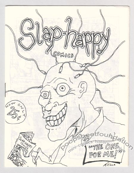 Slap-Happy Comics #1