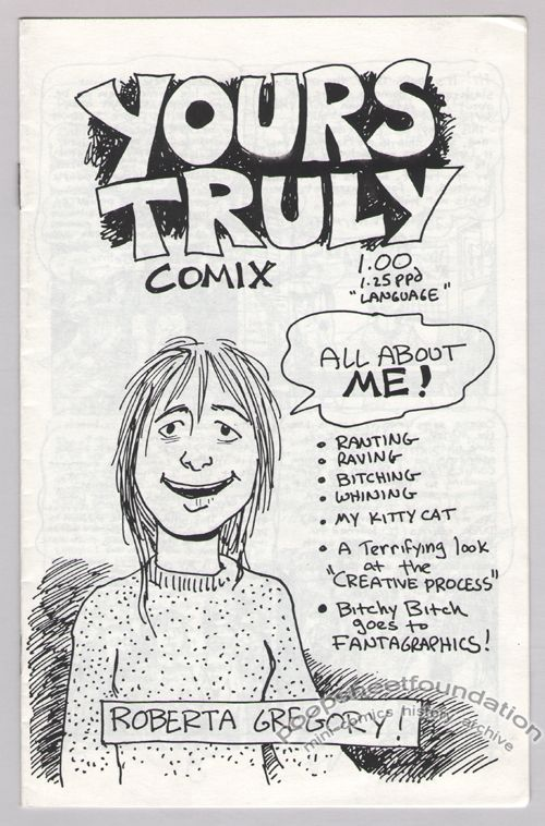 Yours Truly Comix