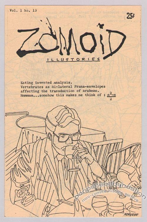 Zomoid Illustories Vol. 1, #13