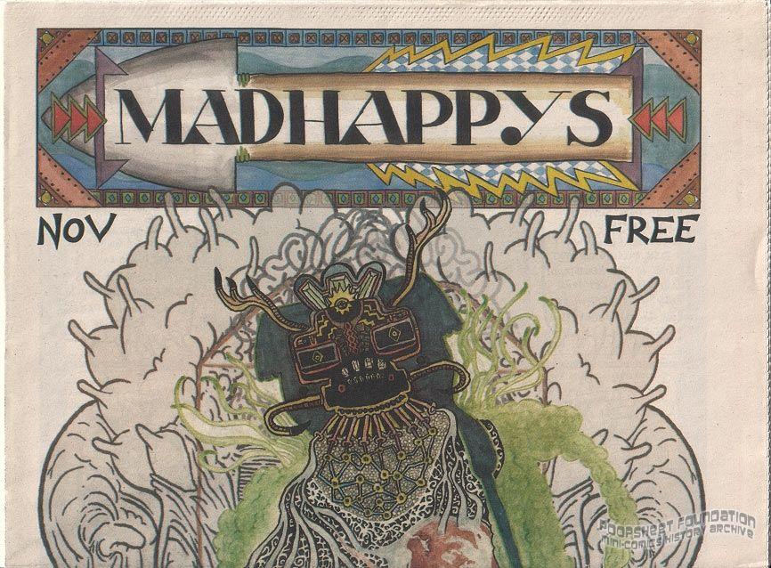 Madhappys #2