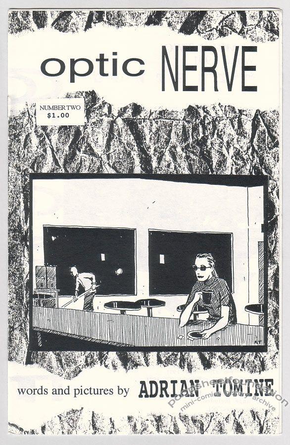 Optic Nerve #2