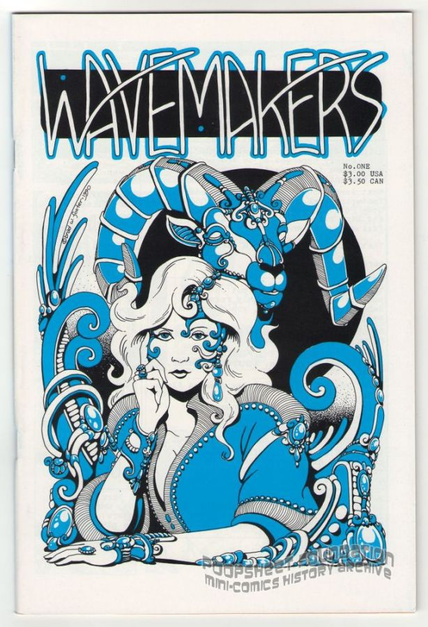 Wavemakers Vol. 2, #1