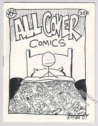 All-Cover Comics #nn