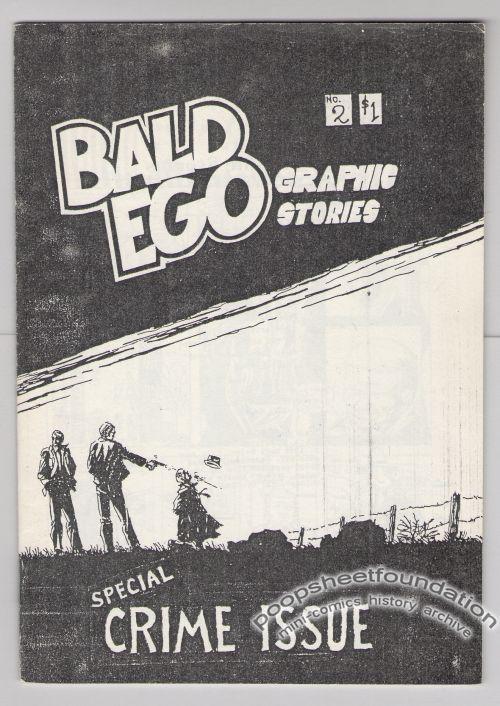 Bald Ego Vol. 2, #2
