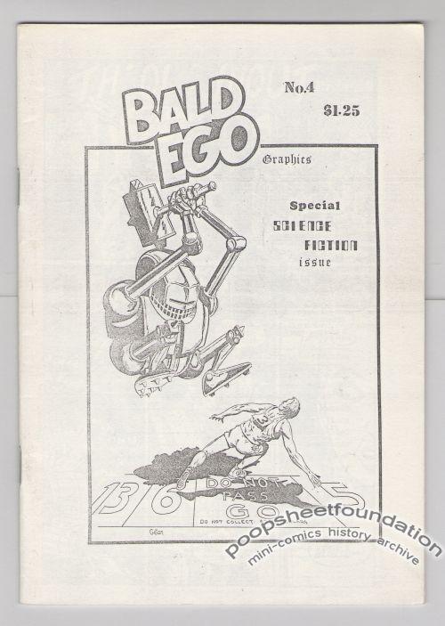Bald Ego Vol. 2, #4