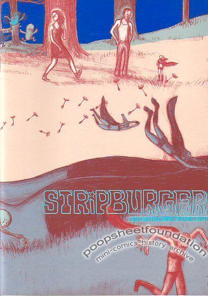 Stripburger #36