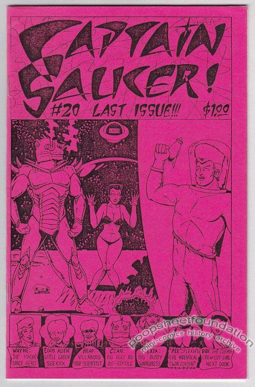 Captain Saucer #20