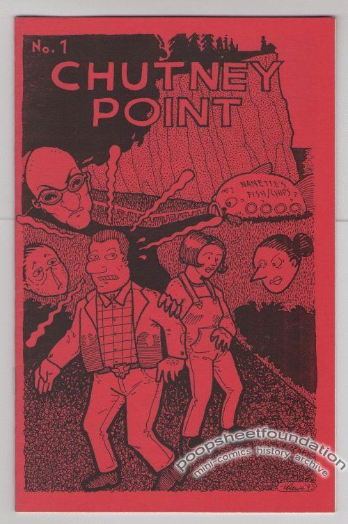 Chutney Point #1