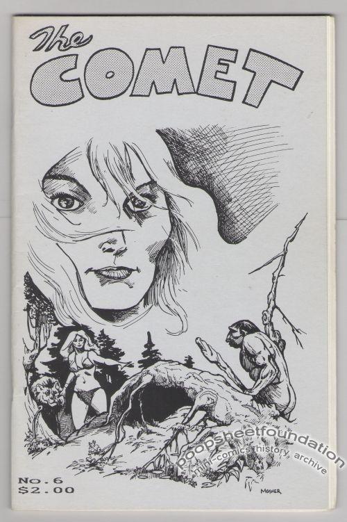 Comet, The #06