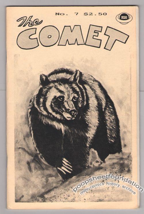 Comet, The #07