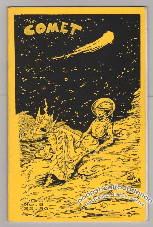 Comet, The #08