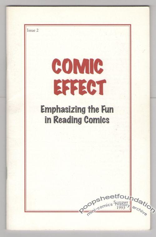 Comic Effect #02