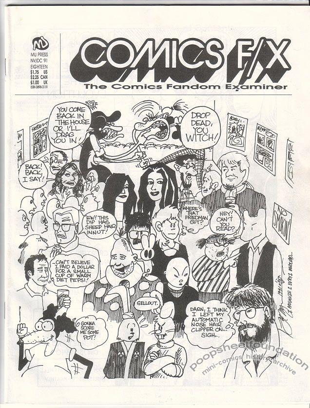 Comics F/X #18