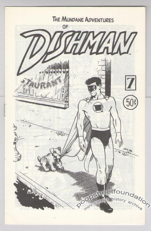 Mundane Adventures of Dishman, The #07