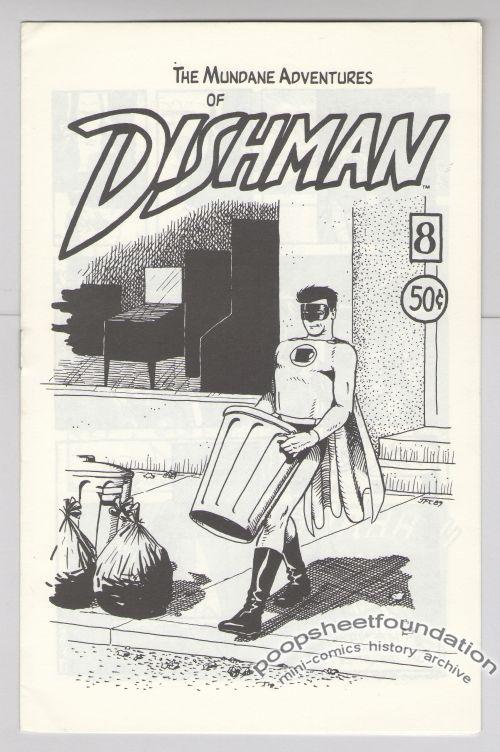 Mundane Adventures of Dishman, The #08