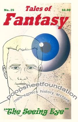 Tales of Fantasy #25