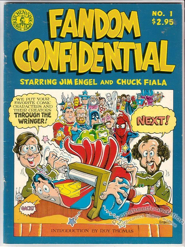 Fandom Confidential #1